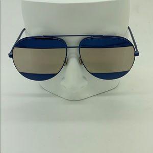 Christian Dior Split 1 QAOUE Aviator Sunglasses